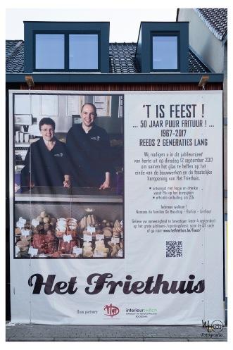 """Opening """"Het friethuis"""" - Roosdaal"""