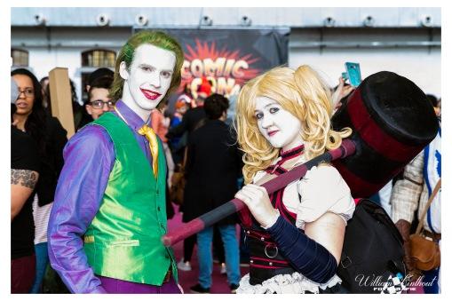 Comic Con Brussel