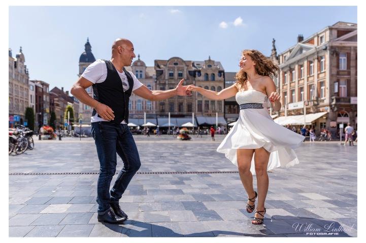 Dancing in the city